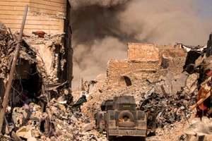 Город-призрак: появилось ужасающее видео разбомбленного Мосула