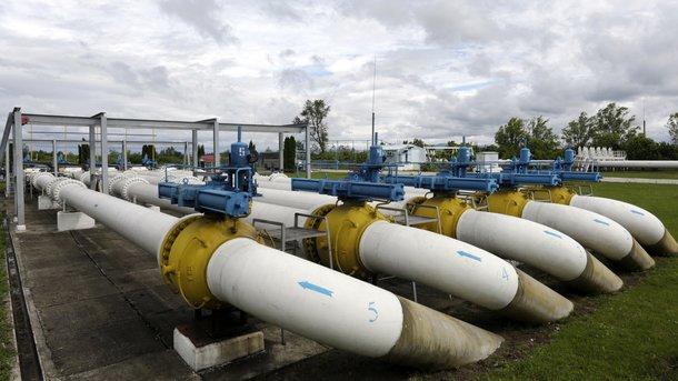 Российская Федерация  резко сократила транзит газа через государство Украину