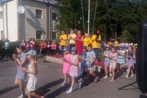 200 детей из Донбасса приехали на отдых в Святогорск
