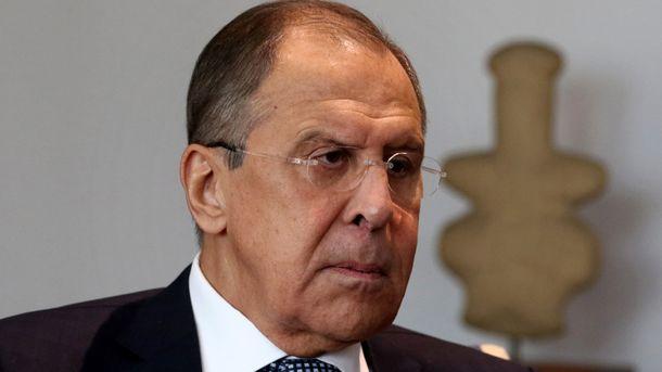 Лавров помечтал омонополии насилу вУкраинском государстве