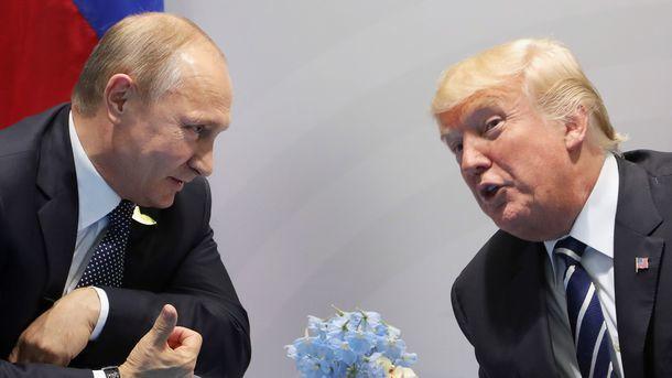 Трамп считает, что Клинтон как президент былабы выгоднее Путину