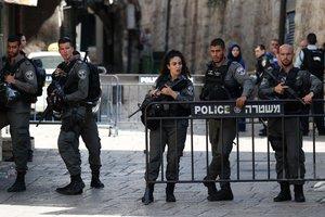 Полиция задержала муфтия Иерусалима после теракта