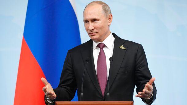 Путин сказал, что Песков уговорил его насъемку в кинофильме Стоуна