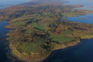 В Шотландии выставили на продажу остров