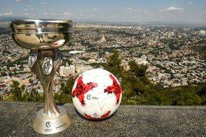 Сборная Англии выиграла юниорский чемпионат Европы по футболу