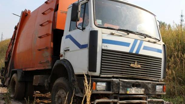 Во Львове начали вывоз мусора с перегрузочных станций. Фото: loda.gov.ua