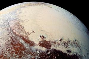 NASA создало видеоэкскурсию по Плутону и Харону