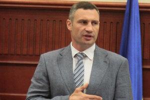 Мэр Киева Виталий Кличко улетает в США