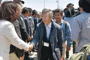 Россия не пустила мэра японского города на Курильские острова