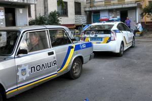 В Киеве отец зарезал сына