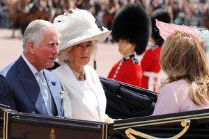 Знаменитый фэшн-фотограф сделал новый портрет принца Чарльза и герцогини Камиллы