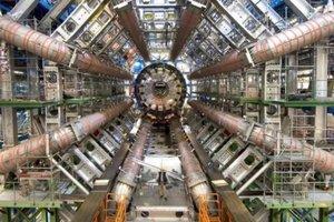 Ученые: Новый БАК сможет создать черную дыру на Земле