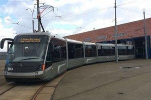 В Киеве на три дня отменят трамвай на Троещину