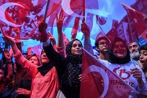 Турецкий парламент продлил режим ЧП в стране