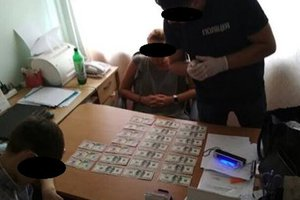 В Одесской области на взятке поймали чиновницу