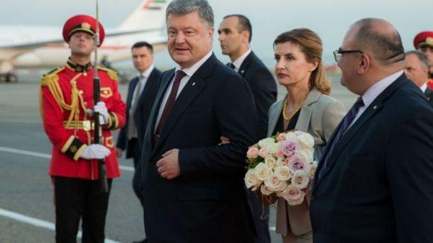 Фото: Twiiter Администрации президента Украины