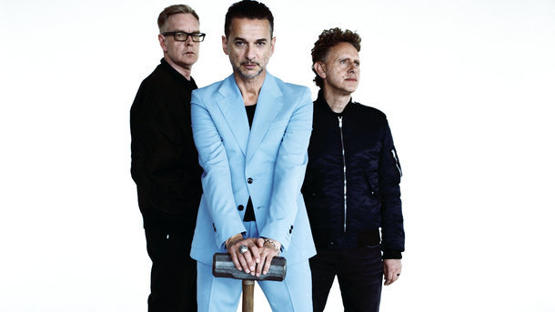 Участники группы Depeche Mode, фото из открытых источников