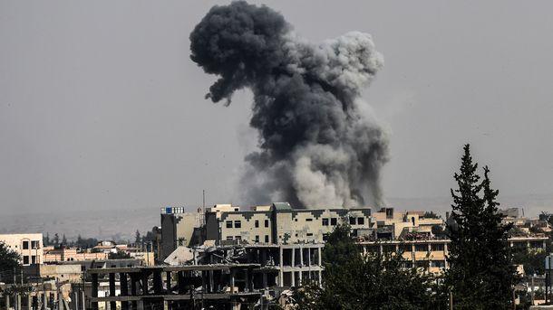 В контролируемой курдами части Сирии смертник устроил теракт