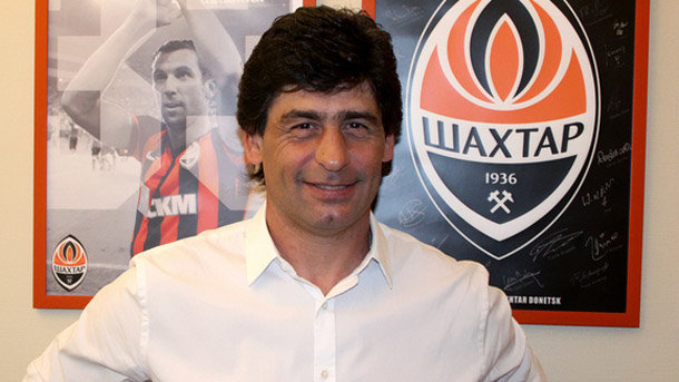 Хорхе Раффо возглавил академию «Шахтера»