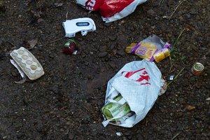 """В Украине собираются ввести """"драконовские"""" штрафы за мусор на улицах"""