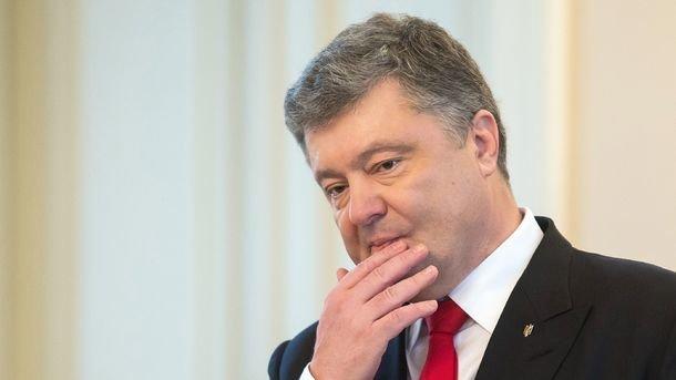 Порошенко резко отреагировал на заявление Захарченко о создании