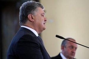 Порошенко назвал главный козырь России по Донбассу