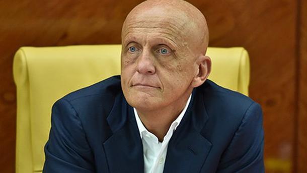 Коллина хотел поднять заработную плату арбитрам до20 тыс. грн