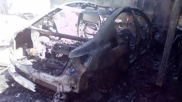 ВДнепре вовремя пожара прозвучал взрыв— пострадало 3 спасателей