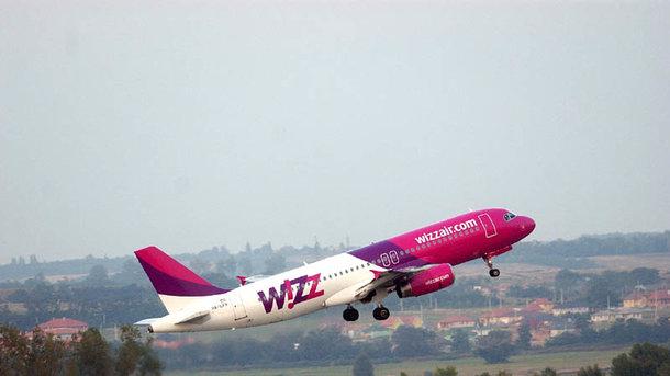 Wizz Air отменяет плату за транспортировку  крупной ручной клади