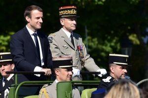 Начальник генштаба ВС Франции со скандалом подал в отставку