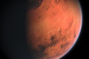 """Доказана """"гипотеза единственного удара"""" Марса"""