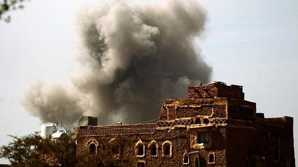 ВВС аравийской коалиции нанесли удар полагерю для перемещенных лиц вЙемене