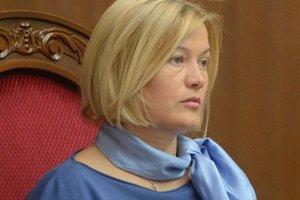 Геращенко рассказала, чего требуют боевики в обмен на украинских заложников