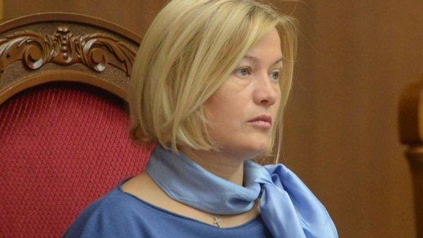 Геращенко: ОРДЛО подтвердили удержание 71 украинца
