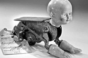 ТОП-10 крайне жутких роботов