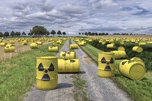 Британия пригрозила Евросоюзу возвращением радиоактивных отходов