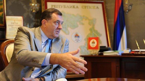 Боснийские сербы у себя хотят построить российскую военную базу