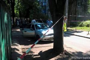 В Харькове жестоко убили таксиста