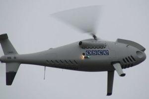 На Донбассе боевики обстреляли дрон ОБСЕ