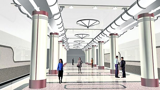 Стало известно, кто профинансирует строительство новых станций метро вХарькове