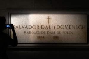 В Испании эксгумировали тело Сальвадора Дали