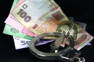 В Харькове полицейский погорел на взятке