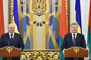 Порошенко озвучил дальнейшие совместные планы Украины и Беларуси