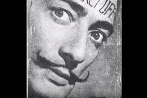 Знаменитые усы Сальвадора Дали за 28 лет не изменились
