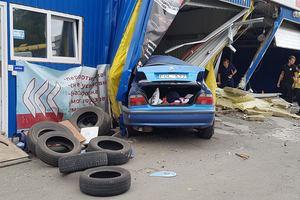 Подробности смертельного ДТП на СТО в Киеве: ранее судимый водитель BMW приехал из Луганска