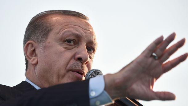 Эрдоган ответил германскому министру: никому непод силу напугать Турцию