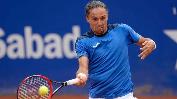 А.Долгополов победил русского теннисиста в ¼ финала турнира вШвеции