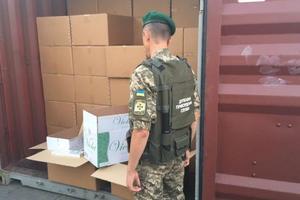 В порту Одессы нашли более миллиона пачек контрабандных сигарет