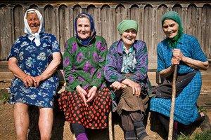 Ученые выяснили, когда появились первые бабушки