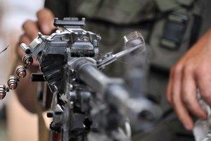 Боевики накрыли военных огнем БМП